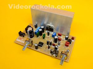 amplificador 2.1