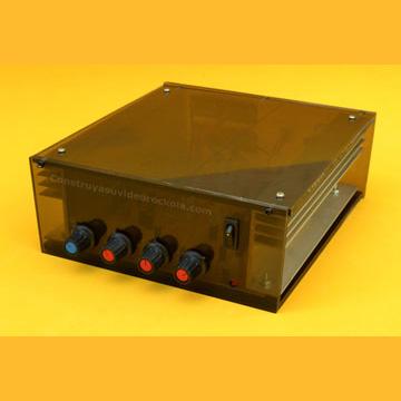 Amplificador de 80 Watts para Automóvil