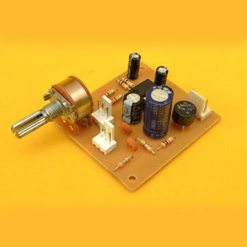 Construya un Amplificador de Audífonos