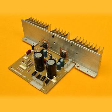 Amplificador de 60w con TDA2050