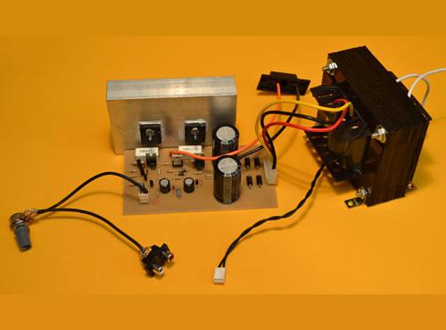 Construya un Amplificador Monofónico de 100 Watts Versión 2.0