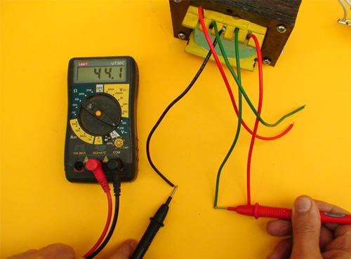 Como Calcular el Transformador para su Amplificador