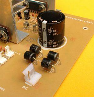 fuente simple amplificador