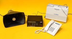 amplificador central telefonica