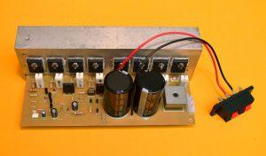 amplificador mono 400 w