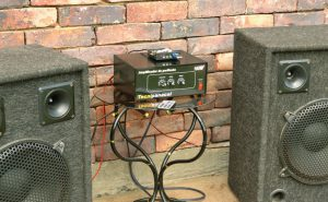prueba amplificador