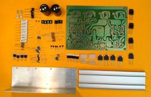 amplifier materials