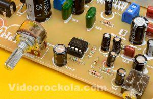 amplificador TL072