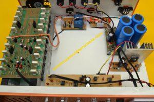 conexiones entre circuitos