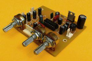 control volumen y tonos