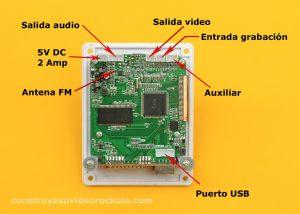 mp5 module features