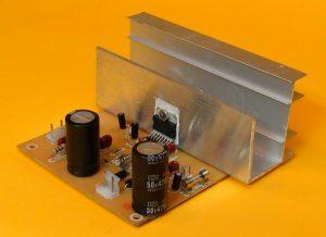 amplificador TDA7294 mono