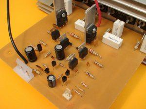 205 watts amplifier