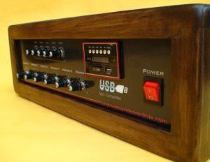 amplificador ambiental