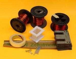 transformer materials