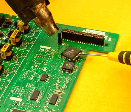 Despegar circuito integrado