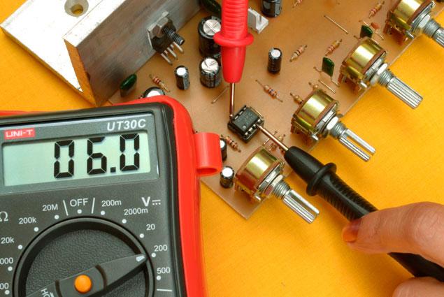 medición jrc4558