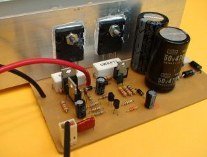 power amp 100 watts