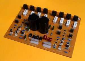 power supply capacitor
