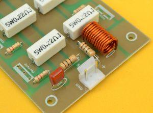 5 watts resistors