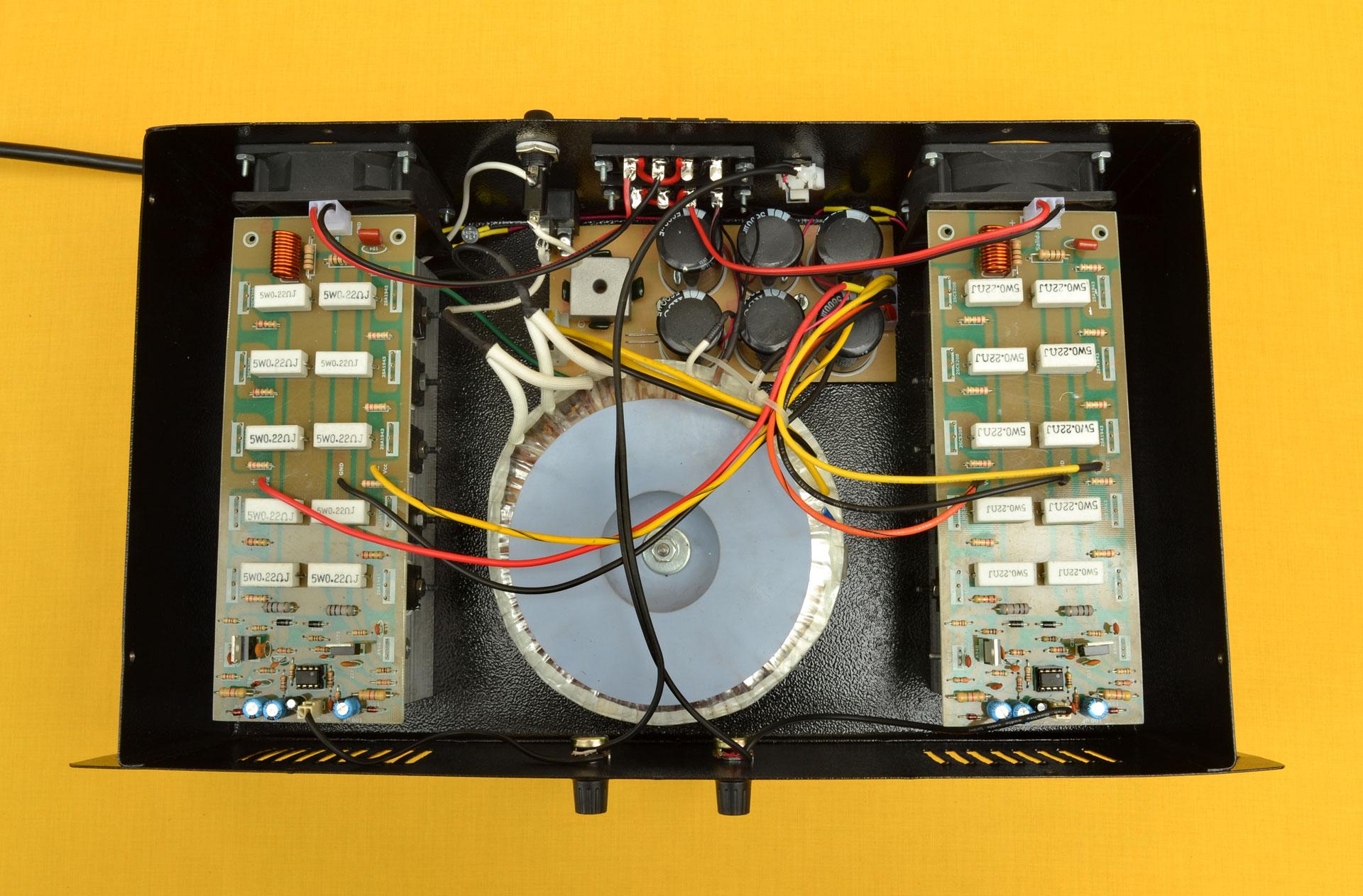 Circuito De Amplificador De Audio De 1000w Pdf : Amplificador estereo híbrido de watts