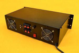 amplifier back