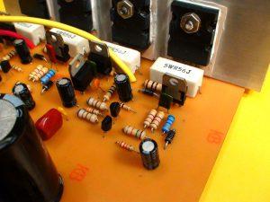 etapa amplificadora