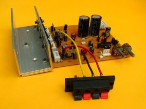 speaker output