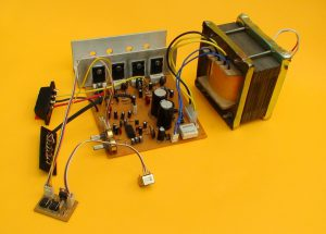finish amplifier