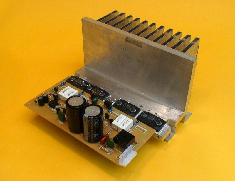 Circuito De Amplificador De Audio De 1000w Pdf : Amplificador monofónico de vatios híbrido