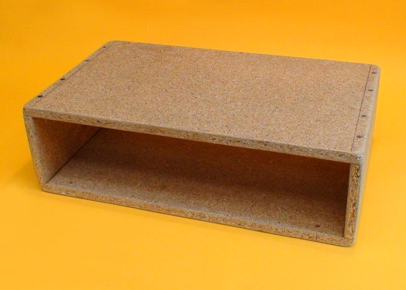Como hacer una caja o gabinete para su amplificador - Hacer una caja de madera ...