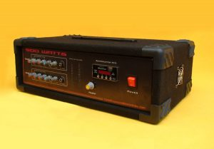 500 watts stereo amplifier
