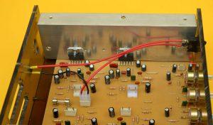 montaje del amplificador