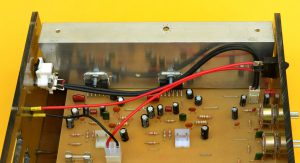 input audio amplifier