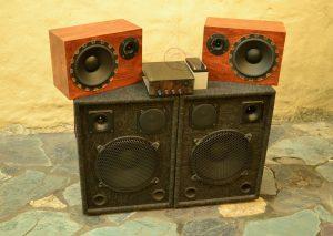 sound test amplifier