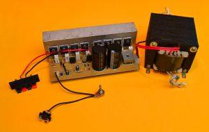 amplificador mono 400W