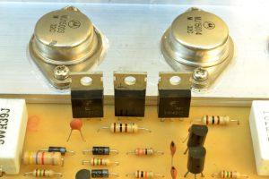 transistores impulsores