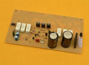 tarjeta sin transistores