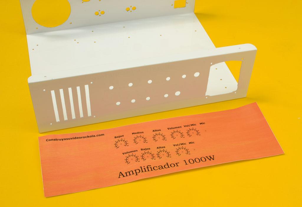 diseño frente amplificador