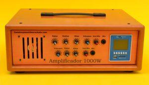 listo el amplificador
