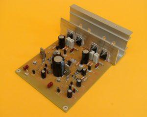 amplificador estéreo 100w