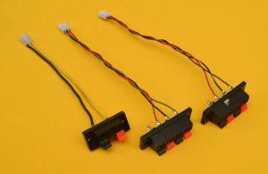 conector altavoces