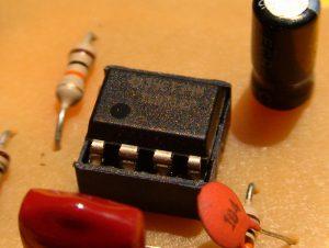 circuito integrado TL071