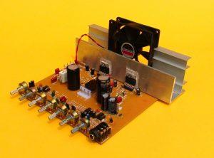 amplificador monolitico