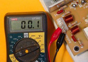 measurement output