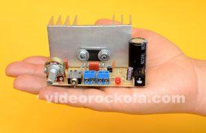 amplificador de 80w