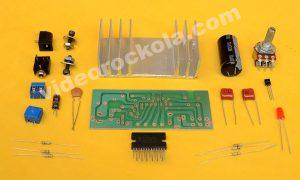 Materiales amplificador