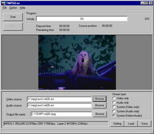 Compresion y Edicion de Video Utilizando el Tsunami