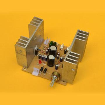 Construcción de un Amplificador de 30W Súper Económico