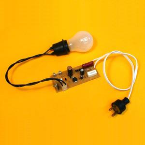 Construya un Dispositivo de Luz Nocturna Automatica